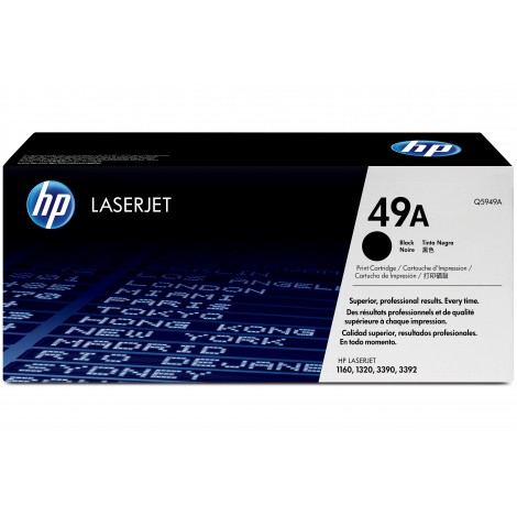 HP Q5949A Tonercartridge (49A)