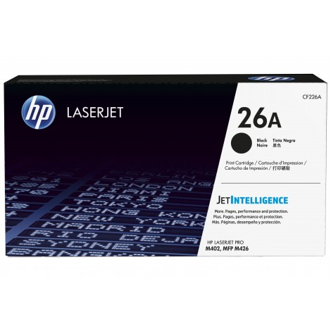 HP CF226A Toner Cartridge Black