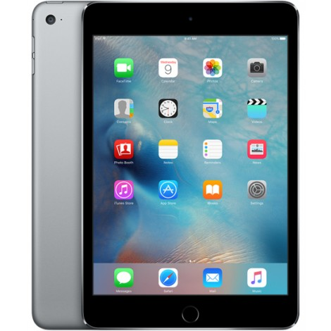 Apple iPad Mini 4 128GB Wifi Spacegrijs + 4G