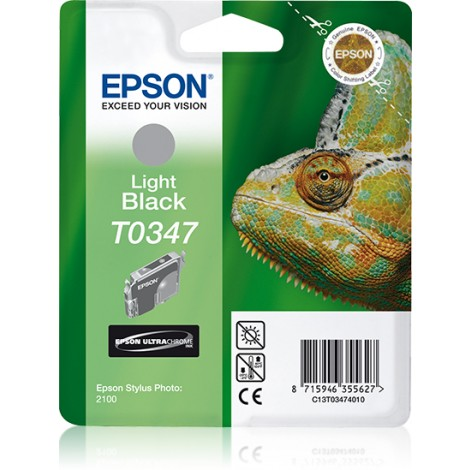 Epson T0347 Light Black