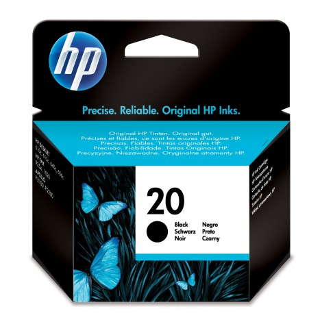 HP C6614D Inkpatroon (20)