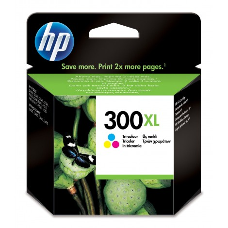 HP CC644EE ABF (300XL) Color Cartridge