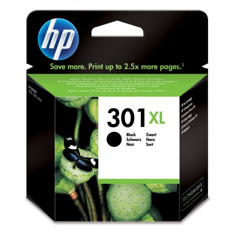 HP CH563EE ABF (301XL) Black Cartridge