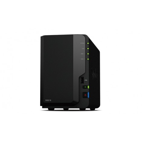 Synology Disk Station DS218 (2 Bay) 1.4ghz Quad-core 2GB