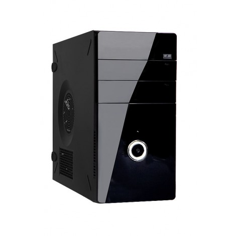 In Win Z670 Mini-Systeemkast 350W Black