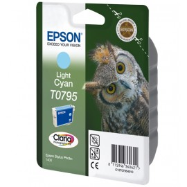 Epson T0795 Inkpatroon (Light-Cyan)