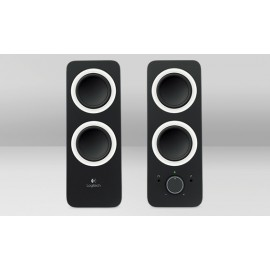 Logitech Z-200 2.0 Speakerset Black