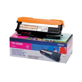 Brother TN-328M Toner Magenta