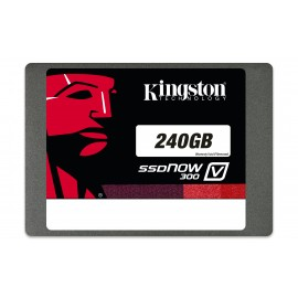 Kingston SSDNow V300 240GB SATA3 SSD (450/450)