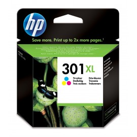 HP CH564EE ABF (301XL) Color Cartridge