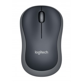 Logitech Wireless Mouse M185 Swift Grey 25-JAAR ACTIE!
