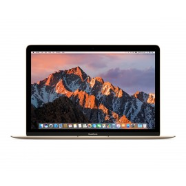 Apple MacBook 12 (Core i5-1.3ghz /8GB/512GB/Intel HD615/OS X) Gold