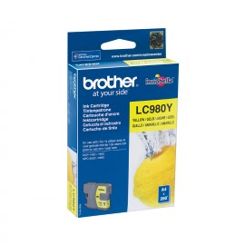Brother LC-980Y inktcartridge