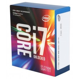 Intel Core i7-7700K (4.2ghz) S1151 8MB (4 Cores)