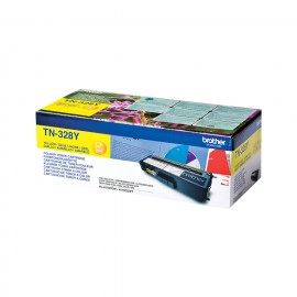 Brother TN-328Y Toner Yellow