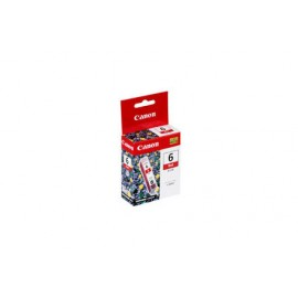 Canon BCI-6R Inkpatroon (Red)