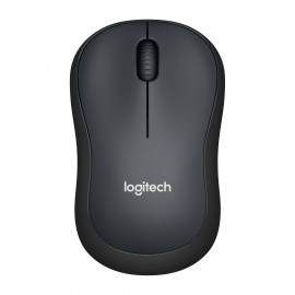 Logitech M220 Wireless Silent Mouse Black