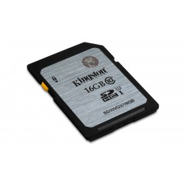 Kingston 16GB SDHC Class10