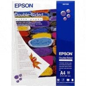 Epson S041569 A4 Double Sided Matte Paper 178gr (50 vel)