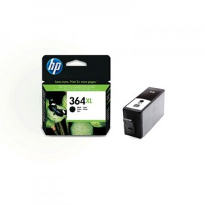 HP CN684E Inkpatroon (364XL) Black