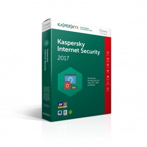 Kaspersky Internet Security NL 5-User Multi-Device