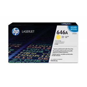 HP CF032A Tonercartridge Yellow (12.500 pagina's)