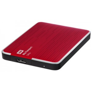 WD My Passport Ultra 2TB USB3.0 2.5 Red