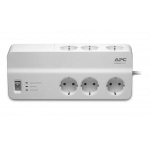 APC PM6-GR SurgeArrest Protector 6-Way