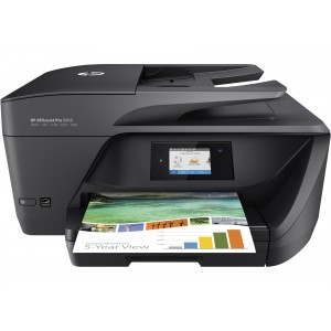 HP Officejet Pro 6960 Printer/Scanner/Copier/ADF/Wifi/LAN
