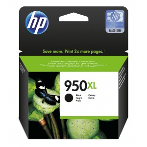 HP CN045AE Inkpatroon (950XL) Zwart