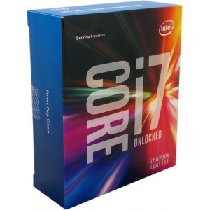 Intel Core i7-6700K (4.0ghz) S1151 8MB (4 Cores)