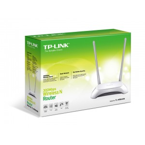 TP-Link TL-WR840N Wireless 300N Router