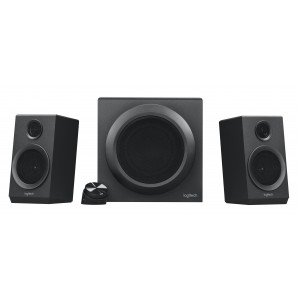 Logitech Z-333 2.1 Speakerset Black