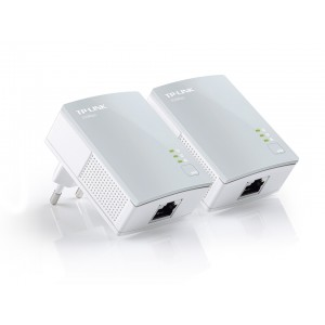 TP-Link TL-PA4010KIT AV500 Powerline Adapter Kit (500Mbit)