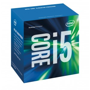 Intel Core i5-6600 (3.3ghz) S1151 6MB (4 Cores)