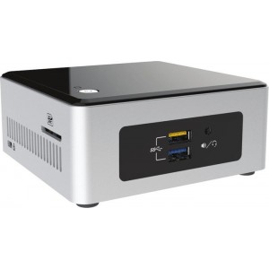 Intel NUC5PGYH (Intel Pent.-N3700/32GB/2GB/Win10 Home)