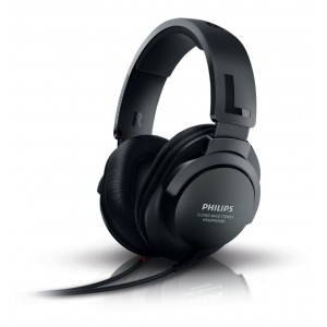 Philips SHP2600 Headphones Black