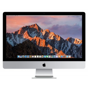 "Apple iMac 54,6 cm (21.5"") 1920 x 1080 Pixels Zevende generatie Intel® Core™ i5 8 GB DDR4-SDRAM 1000 GB HDD Zilver Alles-in-één-pc"