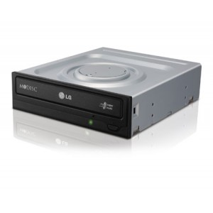 LG GH24NS95 24x DVD-Rewriter S-ata Black