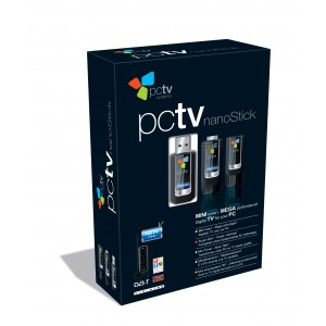 Pinnacle PCTV DVB-T NanoStick 73e USB