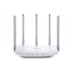 TP-Link Archer C60 AC1350 Wireless Dual Band Router 300+876Mbps