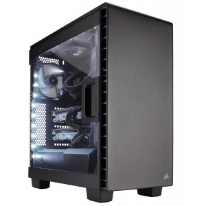 Corsair Carbide 400C Window no PSU Black