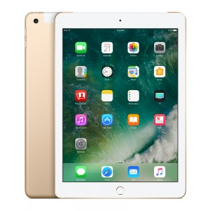 Apple iPad 128GB Wifi + Cellular Goud