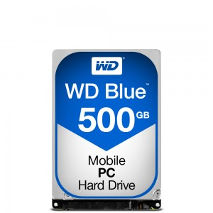 Western Digital WD5000LPCX 500 GB 5400rpm 2.5 SATA300 16MB