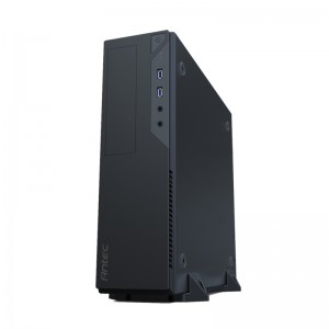 Antec VSK-2000 U3 Systeemkast Black (No PSU)
