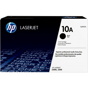 HP Q2610A Tonercartridge (10A)