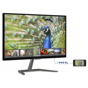 Philips LCD-monitor met Ultra Wide-Color 246E7QDAB/00
