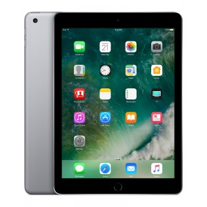 Apple iPad 128GB Wifi Spacegrijs