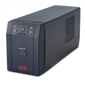 APC SC620I Smart-UPS SC 620VA Tower