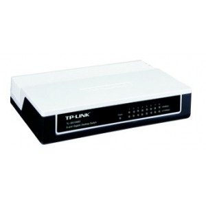 TP-Link TL-SG1008D 8-Poorts 10/100/1000 Mbit Netwerkswitch